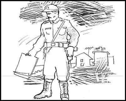 ماموران مسلح و نظامی به ۳ دسته تقسیم میشوند: ۱ـ ضابطان دادگستری که وظیفه تفتیش، تحقیق، کشف جرایم و سایر ماموریتهای محوله و… را دارند که خود به ۲ دسته عام و خاص تقسیم میشوند. ۱ـ ضابطان دادگستری که وظیفه تفتیش، تحقیق، کشف جرایم و سایر ماموریتهای محوله و… را دارند که خود به ۲ دسته عام و خاص تقسیم میشوند. الف ـ ضابطان عام شامل فرماندهان، افسران و درجهداران نیروی انتظامی جمهوری اسلامی ایران که آموزش مربوط را دیده باشند. ب ـ ضابطان خاص شامل مقامات و مأمورانی […]