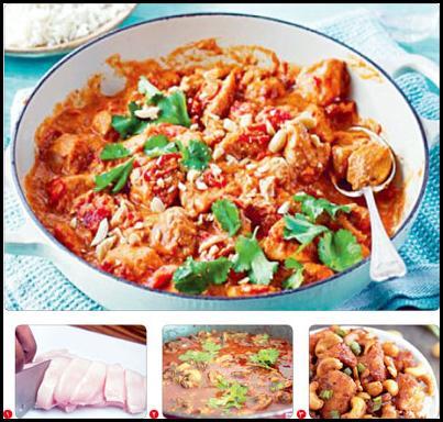 اگر دنبال یک طعم جدید غذایی هستید، ما خوراک مرغ و آجیل را به شما پیشنهاد میکنیم. این خوراک خوشمزه هندوستانی، بسیار لذیذ و مغذی است و به سادگی هم آماده میشود. خوراک پر ادویه مرغ و بادام هندی را در خانه بپزید و از طعم آن لذت ببرید. مواد لازم:  سویاسس کم نمک ۳ قاشق غذاخوری  آرد ذرت ۴ قاشق چای خوری سینه مرغ پخته شده به تعداد نفرات  عسل یک قاشق غذا خوری  روغن به میزان لازم  پیاز خرد شده یک فنجان […]