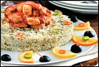 سیرپلو یک غذای خوش عطر و طعم بهاری است که در مناطق غربی کشور طرفداران زیادی دارد. سیرپلو غذای محبوب کردها است و با گوشت و مرغ تهیه میشود. مواد لازم: برنج ۴ پیمانه گوشت خورشی نیم کیلوگرم پیاز ۲ عدد سیر ۲ گل تره خرد شده ۲ لیوان زعفران یک قاشق سوپخوری نمک و فلفل به مقدار لازم طرز تهیه: سیر را پاک کرده، بشویید و ریز خرد کنید. ترهها را هم بعد از شستن بشویید و خرد کنید. سپس پیازها را خرد کرده و همراه با گوشت […]