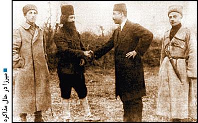 میرزا احمد آذری